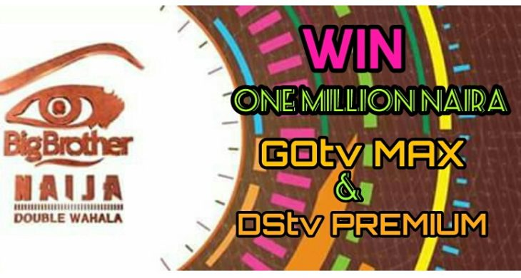 How To Win One Million Naira Weekly On Big Brother Naija 2018 Show