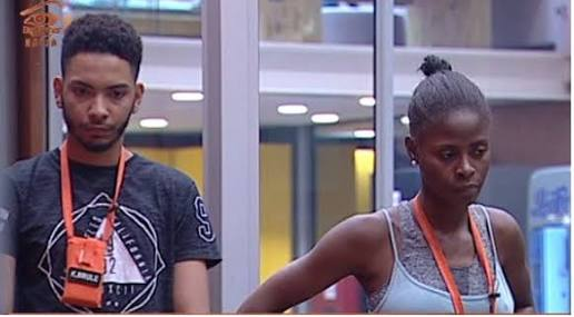 Khloe and K.Brule Disqualified From Big Brother Naija  2018 Show