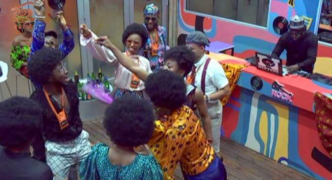 Catch The Big Brother Naija Housemates Crazy Old School Outfits [DON'T LAUGH ALONE]