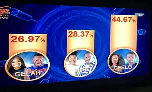 Big Brother Naija Voting Results For Week Five Eviction | BBNaija Voting Results In Week Five Eviction