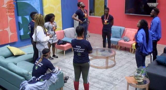Name of Evicted Housemate In Big Brother Naija Week 11