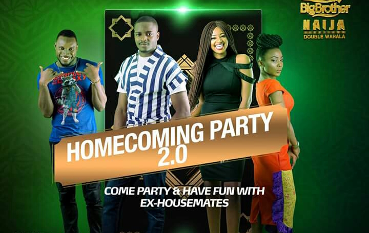 BBNaija Evicted Housemates Awaits Homecoming Party In Nigeria, You're Invited.