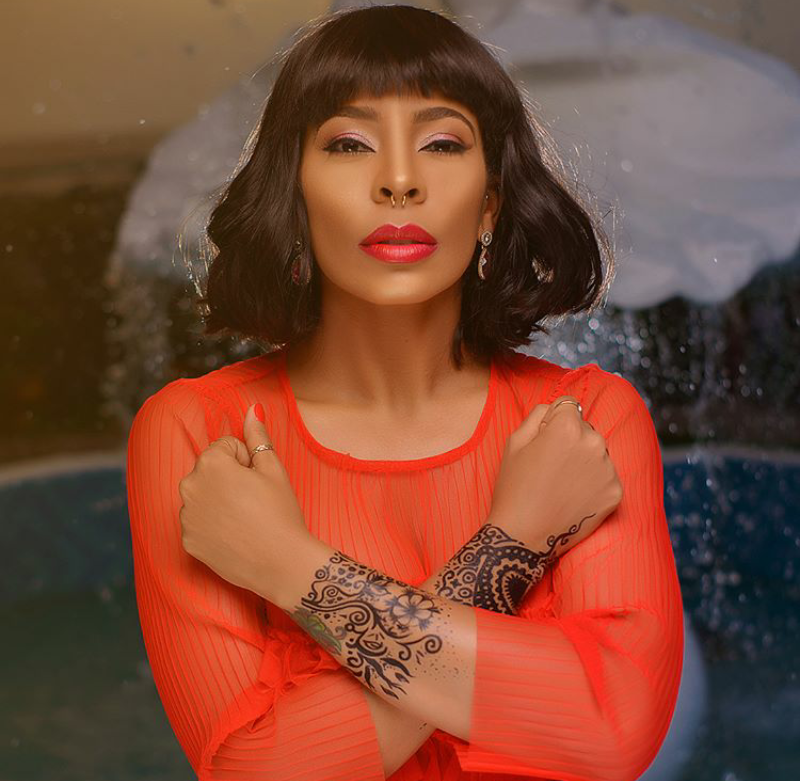 Former BBNaija Housemate, T-Boss Drop S£xy Birthday Pictures