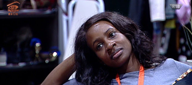 Anto Evicted From Big Brother Naija House in Week Seven