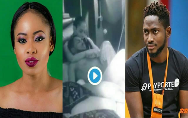 Miracle and Nina BBNaija: Miracle and I had S£x several times - Nina BBNaija Admitted