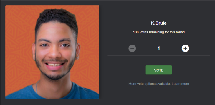 How To Vote K.BRULE Back To BBNAIJA House For Free