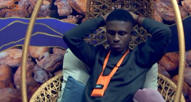 Lolu Evicted From Big Brother Naija House During Live Eviction Show