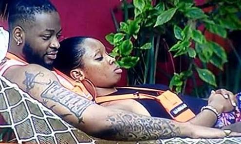 See BBNaija Housemate, Teddy A Reply When Interviewed About S£x with Bambam in Toilet