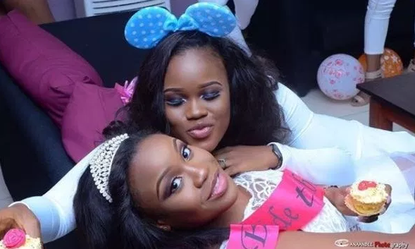 Cee-c wrote heartfelt message to her sister on Mother's day celebration
