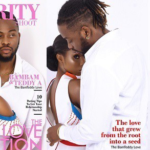 BamTeddy BBNaija: BamBam & Teddy A cover The Celebrity Magazine's love edition [PHOTOS]