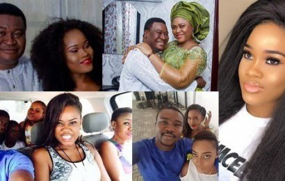 BBNaija Cee-C celebrate her Dad Birthday with lovely words and photo