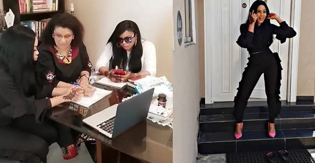 Nina BBNaija Gets Executive Life Coach Who Tells Her To Finish School