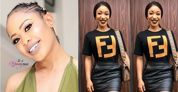 BBNaija Nina thrown her support behind Tonto on fake Fendi top