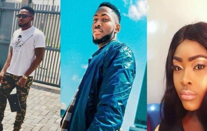 Miracle BBNaija Winner celebrates his elder sister's birthday (PHOTO)