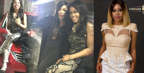 Nina BBNaija words to Toyin Lawani's Camry birthday gift to her