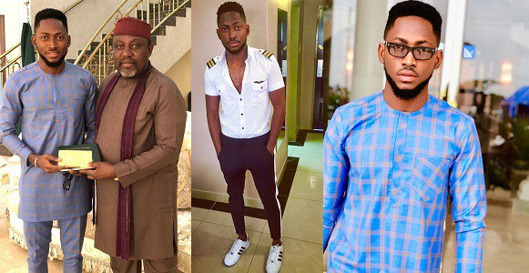 Miracle BBNaija Sent Heartfelt Messages to Fans as he banged his Private Pilot License