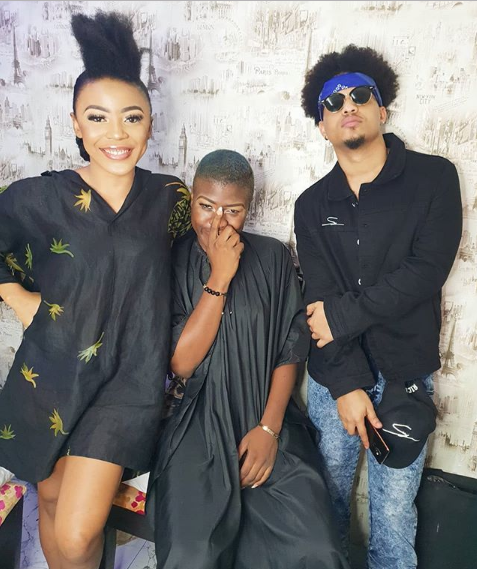 Ifu Ennada, Alex and Rico Swavey drops crazy pictures on Instagram (PHOTO)