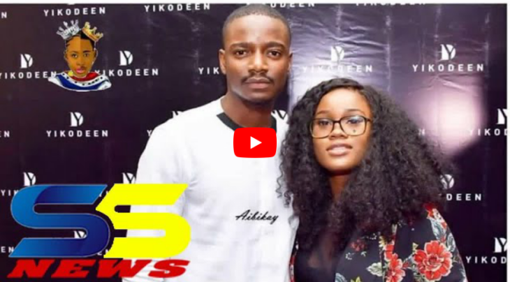 Cee-C Support Her Boy friend Leo At a Launch Party with Share of Love (VIDEO)