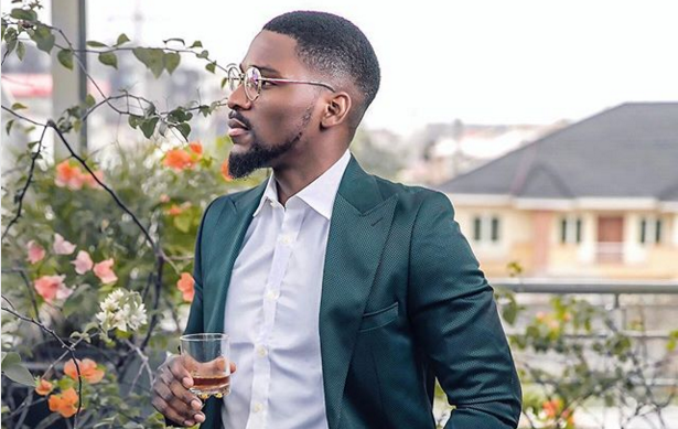 Tobi Bakre former Housemate drops new photo stylishly (PHOTO)