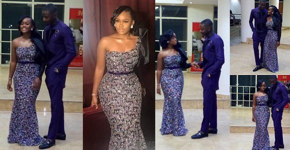 Cee-C and Leo DaSilver serves Couple goals as they Host their first event together (PHOTO)
