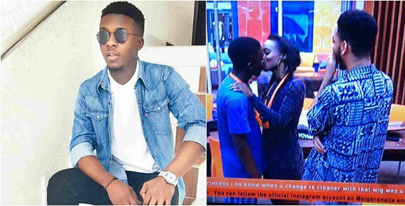 Lolu reveal details about Hot Romantic Kiss with Anto in BBNaija House (DETAILS)