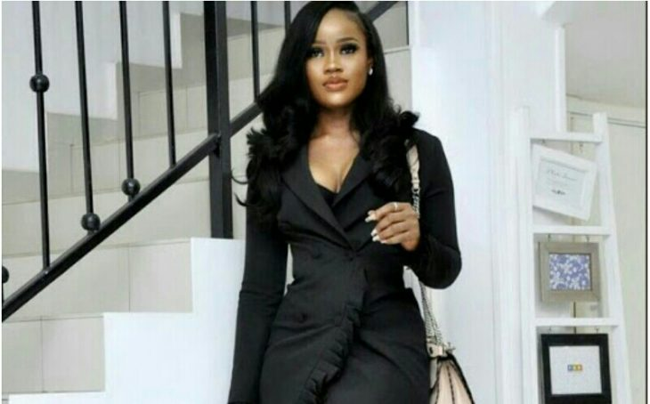 Cee-C sends Love Message to a Troll who called her an ''Ashawo'' (DETAILS)