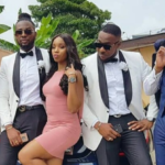 BBNaija Stars, Teddy-A, Bambam and Anto Featured in new movie titled 'No Budget' (PHOTOS)