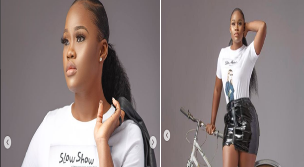 BBN Cee-C drops Adorable new photos as she wishes Muslim fans 'Happy Eid Mubarak' (PHOTOS)