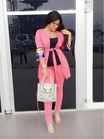 Gifty BBNaija New Pictures: Gifty shows in sweet classy beautiful Outfits (PHOTOS)