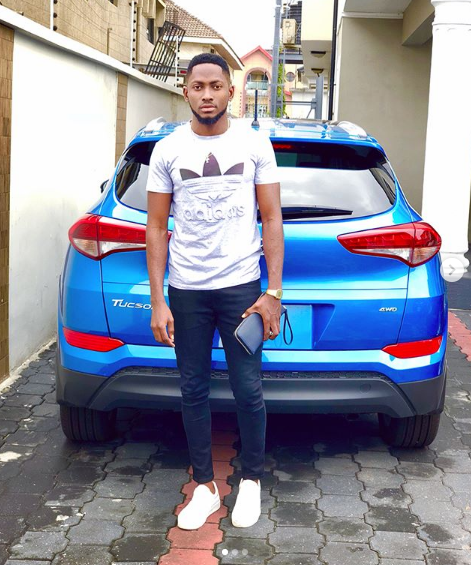 Miracle BBNaija sends Eid-Mubarak Message to Fans with new Instagram Photos (PHOTOS).