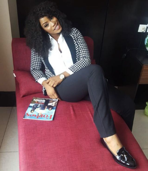 ESE BBNAIJA NEW PICTURES | ESE BBN NEW LOOK AND PHOTOS