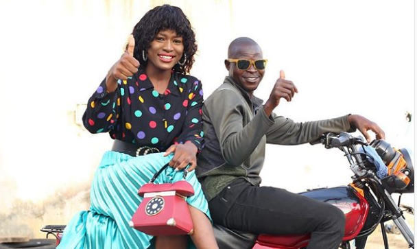 Alex Unusual Spotted in a Motor Bike in new Post (PHOTOS)