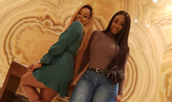 Uriel Caption Cee C as 'Hot' as the dual meets at One Africa Music Fest
