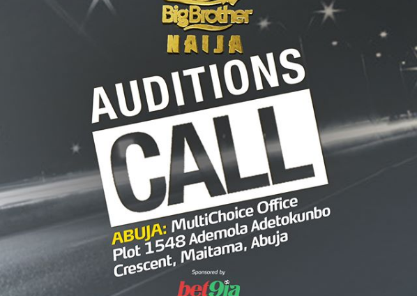 BB Naija Audition Venue 2019 in Abuja | BBNaija 2019 Audition Date in Abuja