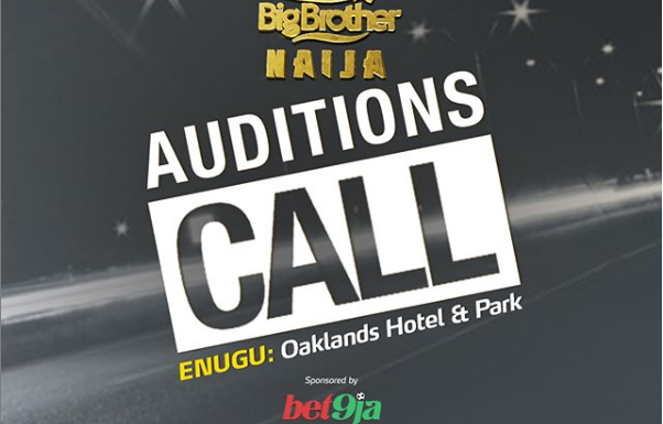 Big Brother Nigeria 2019 Enugu Audition Venue | BBN 2019 Audition Date in Enugu