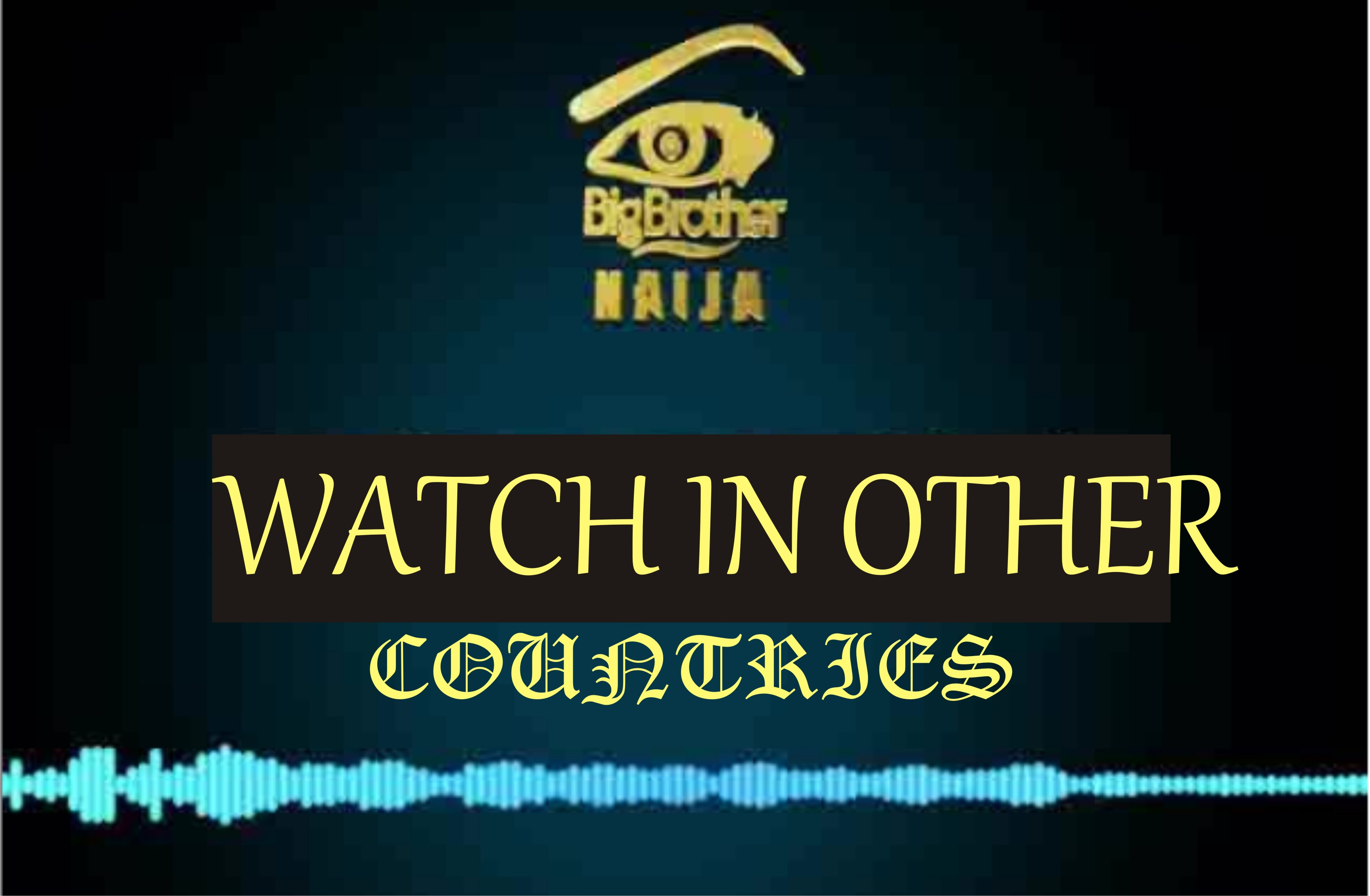 How to Watch Big Brother Nigeria 2019 in Ghana, South Africa, Zambia, Tanzania, Botswana, Uganda, etc