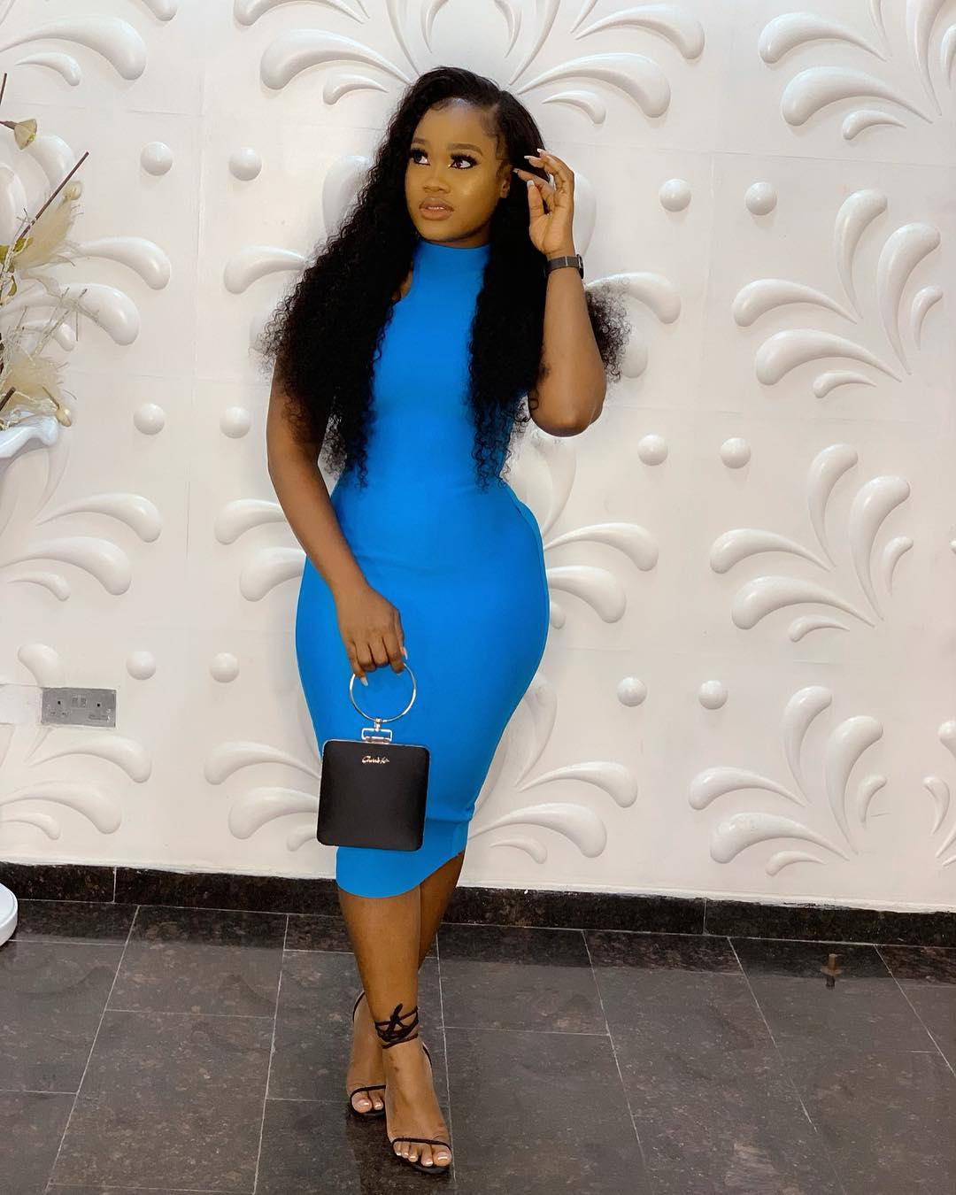Cee-C outfit to Paul OO Birthday recently is Stunning (PHOTO)