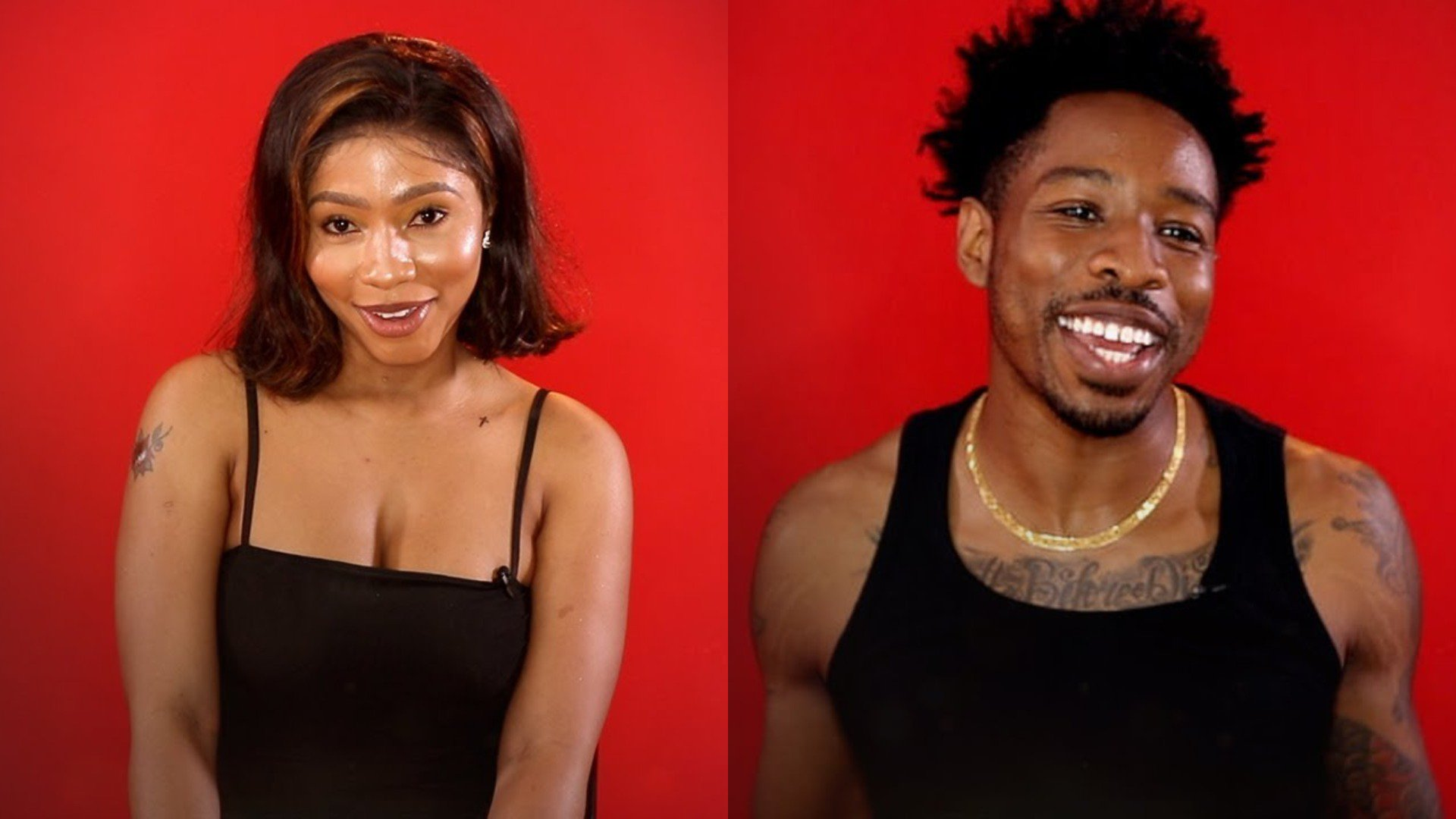 Mercy open up on Relationship with Ike in Big Brother House