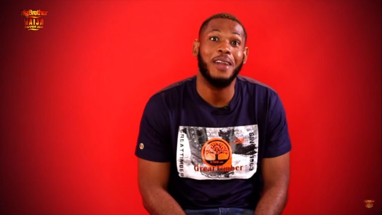 Frodd Evicted From BBNaija 2019 on Final Day.