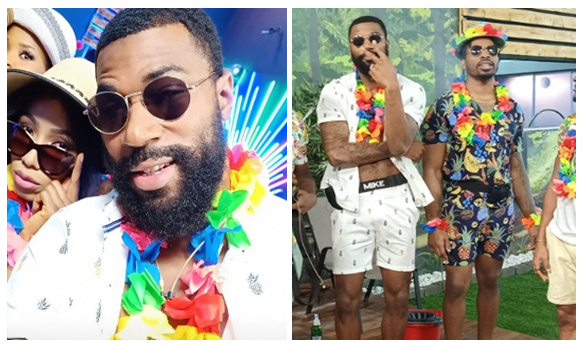 Pictures of Mike Caribbean Wear in BBNaija 2019