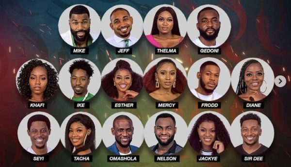 BBNaija Housemates Up for Eviction in Week 11 - Big ...