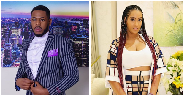 Frodd Dating Rumor with Juliet Ibrahim Sparks after Photo of Him Kissing Her
