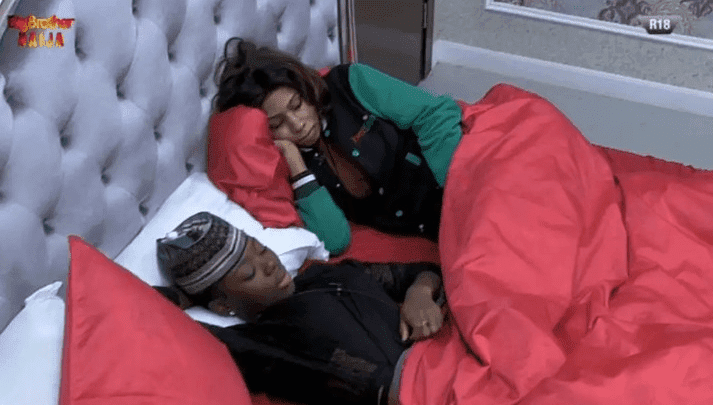 Mercy reveals why she cried when Diane was Evicted