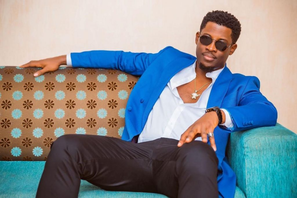 Seyi on 2 Spot in the Most Stylish BBNaija 2019 Male Housemates Chat (PHOTOS)