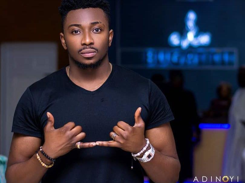 Sir Dee on 8 Spot in the Most Stylish BBNaija 2019 Male Housemates Chat (PHOTOS)