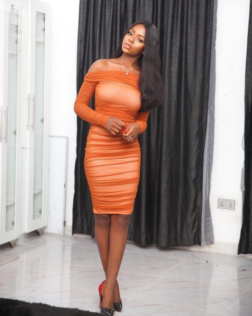 Diane on No. 4 Spot in the Most Stylish BBNaija 2019 Female Housemates Chat (PHOTOS)