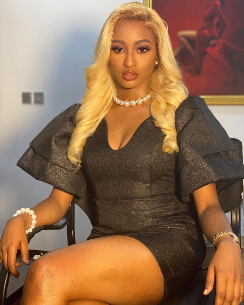 Kim Oprah on No. 5 Spot in the Most Stylish BBNaija 2019 Female Housemates Chat (PHOTOS)