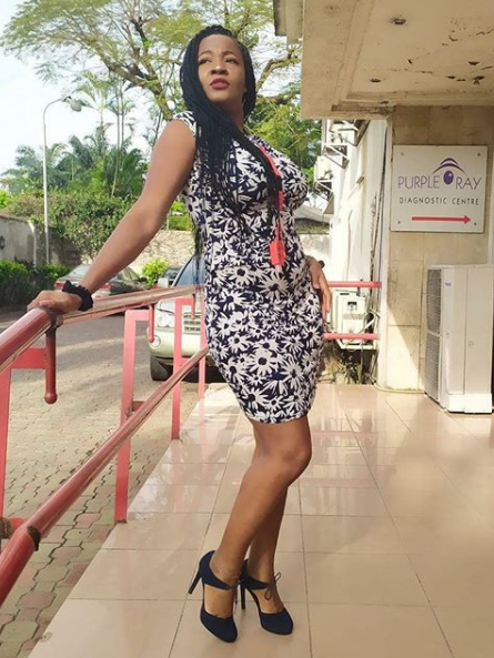 Lucy BBNaija Picture | Picture of Lucy BBNaija Housemate 2020.